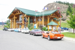 Williams Lake Discovery Tourist Centre