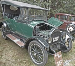 1917 Overland model 90 touring