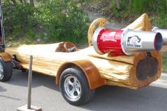 The Cedar Rocket