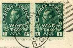 Feb-Mar 2020 - Canada-WAR-TAX-stamps-252