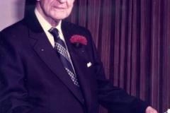 Oct/Nov 2015 - Dr Harry Milburn, age 90