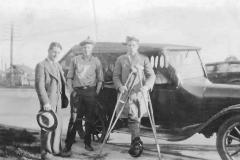 Dec/Jan 2019 - Hall brothers & 1921 Dodge