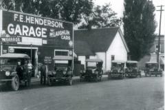 June/July 2015 - Henderson Garage