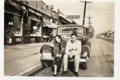 Dec/Jan 2019 - Ken Hall Uncle Brad  1934 Ford 2