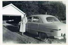 Dec/Jan 2019 - Ken Hall Uncle Brad  1949 Ford