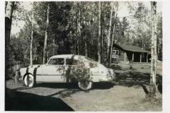 Dec/Jan 2019 - Ken Hall Uncle Brad  1951 Pontiac 8 Streamliner DeLuxe