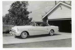 Dec/Jan 2019 - Ken Hall Uncle Brad  1954 Buick Super