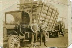 Dec/Jan 2019 - Ken Hall Uncle Brad trucking 1925