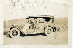 Oct/Nov 2018 - Rob Hall's 1925 Chrysler  170