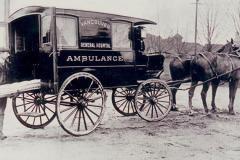Jun-Jul 2020  - VGH -horse-drawn-Ambulance
