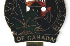 Bumper Badge