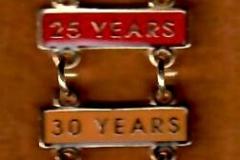 Year Bars